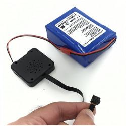 Kit module caméra miniature MOD-01 et batterie lithium longue autonomie 50h