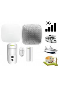 Kit alarme 3G 12V pour bateau, yacht et camping car
