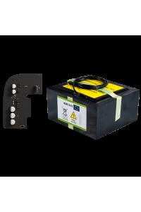 Kit alimentation par batterie ZINC AIR 14 mois pour HUB2 AJAX