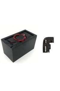 Kit alimentation par batterie ZINC AIR 7 mois pour HUB2 AJAX