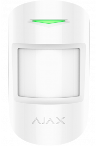 Detecteur de presence volumetrique AJAX MotionProtect-W