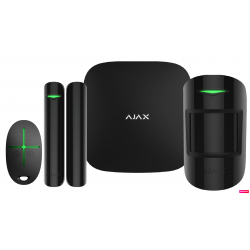 Kit alarme AJAX HUBKIT2 IP GSM NOIR