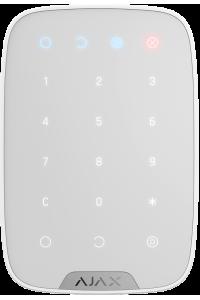 Clavier armement et desarmement AJAX Keypad blanc