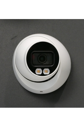 Camera dome HDCVI ultra HD 5MP dahua full color HDW1509TP-LED