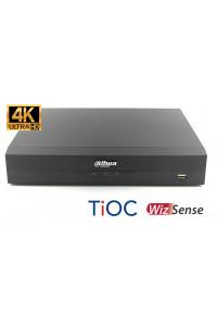 Enregistreur vidéosurveillance 4K pentabride intelligent wizsense 4 voies DAHUA