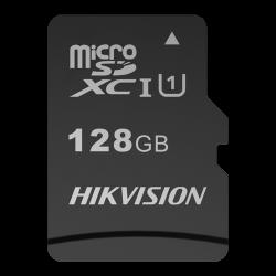 Carte mémoire micro SDXC 128GO classe 10 HIKVISION