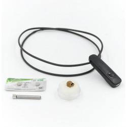 Kit micro oreillette bluetooth invisible professionnel haute qualité origine Eur