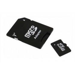Carte memoire micro SD 8GO classe 10