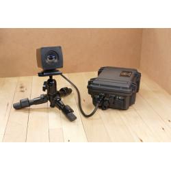 Kit vidéosurveillance mobile CAMBOX-CVI36 et BLACKCASE 4G IVS+