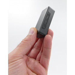 Mini traceur GPS autonome temps réel sans abonnement étanche aimanté AT-2X