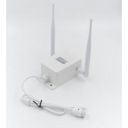 Routeur 4G LTE LAN WiFi + 1 ethernet extérieur pour caméra IP