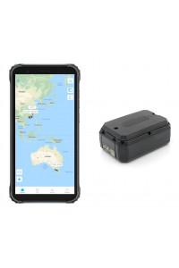 Pack traceur GPS AT-1X avec écran de controle durci suivi temps réel