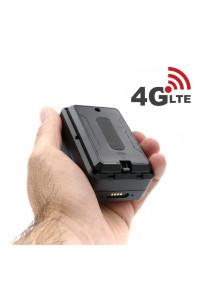 Traceur GPS autonome 4G temps réel sans abonnement AT-1LTE