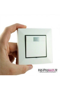 Interrupteur camera espion HD LAWMATE PV-WS10