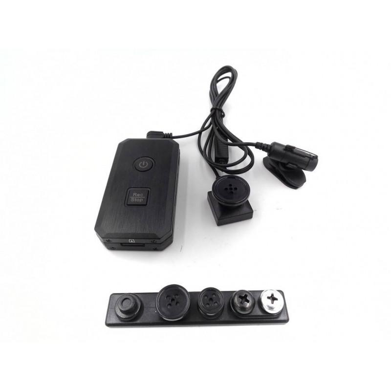 kit camera espion bouton et vis lawmate pv 50u kit. Black Bedroom Furniture Sets. Home Design Ideas
