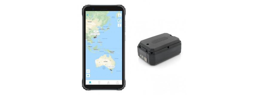 Ecran de controle pour traceur GPS BALTRACK.